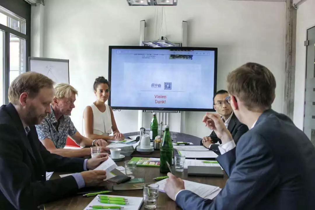 希毕迪教育集团与德国IST管理应用技术大学 签署